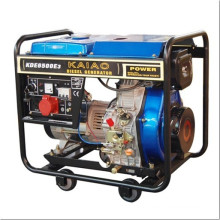 5kw Open Frame Diesel Generator