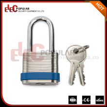 Elecpopular 2017 Quality Products Wenzhou Stainless Steel Door Laminated Padlock