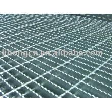 Grades irregulares, grades de barras irregulares, grades de aço irregulares, calçada de revestimento de grades