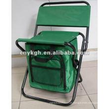 terno dobrável da cadeira da pesca para o acampamento