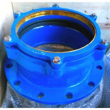 China for Flange Socket Adaptor Large Diameter PE Flange Adaptor export to Martinique Factories