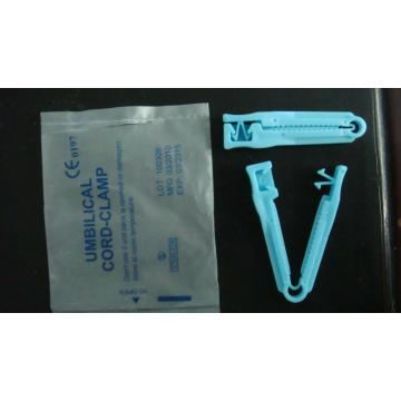 ราคาถูก Disposable Cord Clamp Two Pins
