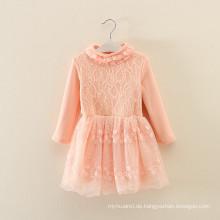 Kleidung gesetzt custume Kinder Herbst Kleidung Fabrik OEM Winter Kinder orange Kleidung wollene Kleider Mäntel