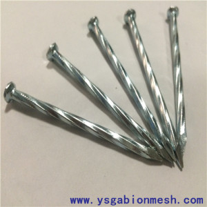 Hot sale spiral concrete nails