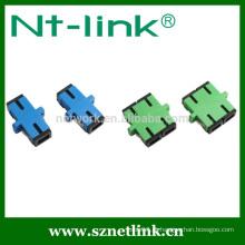 Adaptador SC / UPC de fibra óptica