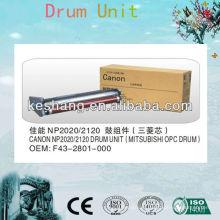 new drum kit compatible NP2020 drum unit for canon 2120 copier guangzhou factory