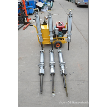 Hydraulic Splitters for Stone