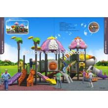 Certificado CE aprovado parque de diversões brinquedo comercial equipamentos de playground