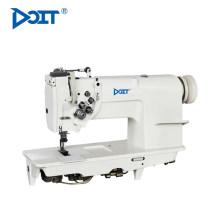 DT 8-7 machine à coudre de couture de lockstitch d'entraînement de double aiguille - entraînement pour le pantalon à grande vitesse avec le prix usine