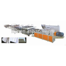 plastic sheet extruders