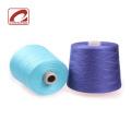 fil de soie de cachemire semi-peigné pour machine à tricoter