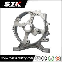 OEM de alta presión de fundición de aluminio de soporte para gasolina Gene