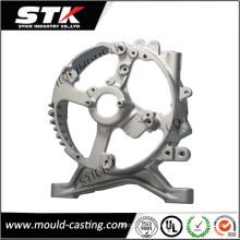 OEM High Pressure Die Casting Alminium Bracket for Gasoline Gene