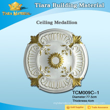 Good Performance Polyurethane(PU) Ceiling Medallions for House Use