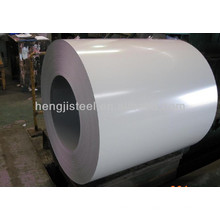 Bobina de acero galvanizado prepintado PPGI RAL
