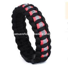 Printed Reflective Bracelet