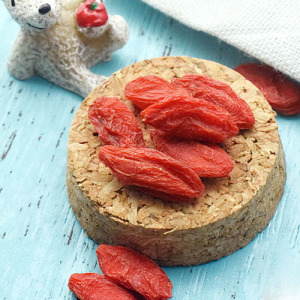 Sweet Taste and Whole, Ellipse Shape Goji Wolfberry