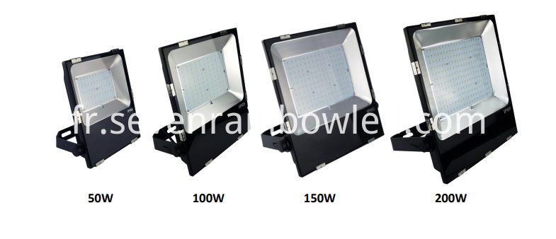 LED flood light 4 products photo