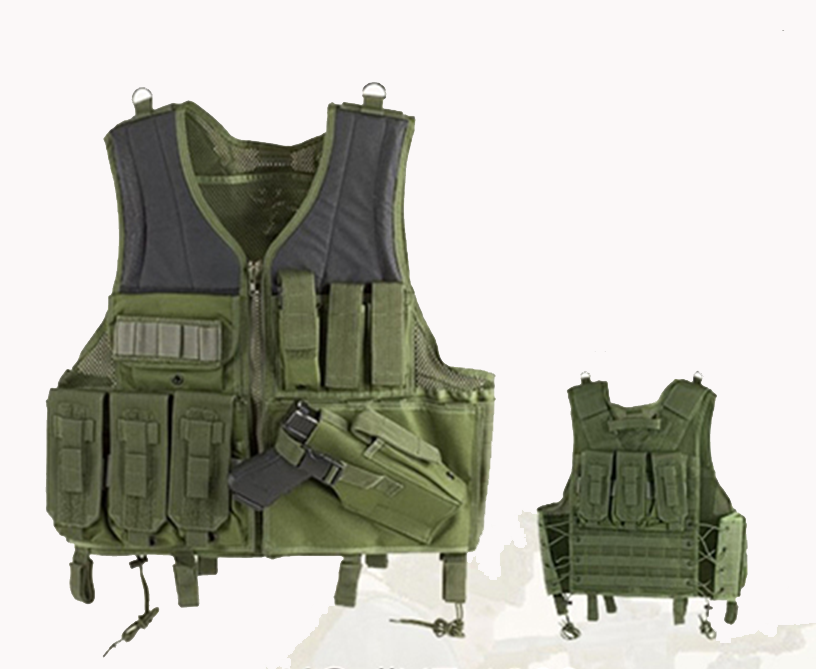 Molle ιμάντες τακτικής Vest
