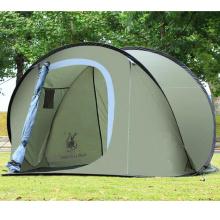 Pop up Camping Wandern Automatische Soforteinrichtung Easy Fold Zelt