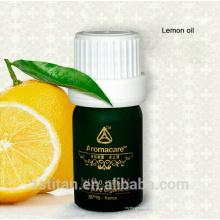 Huile de citron / huile essentielle de citron / huile de pépins de citron