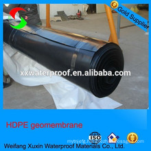 hdpe geomembrane with nonwoven geotextile