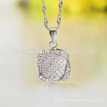 Различные виды красивого серебряного длинного цепного ожерелья дизайн для дам оптом SCR006