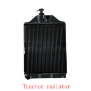 Popular China Radiator Assembly for Tractor Application