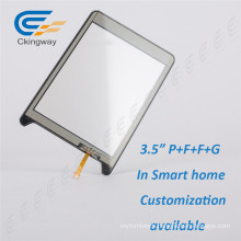 "Resolution 4096*4096 3.5"" 4 Wire Resistive LCD Display"
