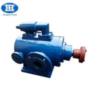High Temperature Heating Gasoline Oil Three Screw Pump