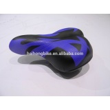 hot selling MTB bicycle saddle,leather bike saddle with ISO9001