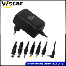 12W DC Power Adapter with EU Plug