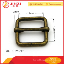 classic design anti-brass buckle for bag strap