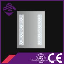 Jnh235 2016 Nuevo Rectángulo de Diseño Iluminado Sensor de Baño Espejo