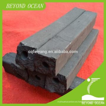 Bbq 2017 del carbón de leña de la madera dura del serrín del precio competitivo de la mejor calidad