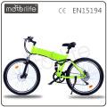 MOTORLIFE / OEM Marke EN15194 48V 500W Klapp-E-Bike, lucky Lion Elektrofahrrad