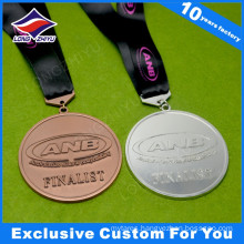 Hot Selling Engraving Metal Medals From China