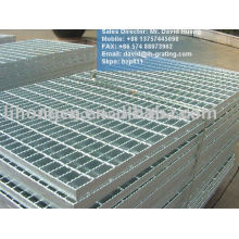 zinc coated steel grating