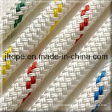 UHMWPE Inside Polyester Our Side Cover Rope