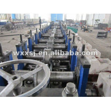 Steel Beam Roll Forming Machine Line