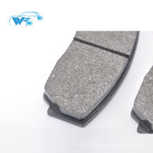 High performance car spare parts anti-rattle clip fitted auto brake pad CP9200 - Forged Front - 152mm Mounting Ctrs/Manufacturer Part Number:CP3215D50