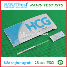 Accurate One step Pregnancy Test Strip FDA approval
