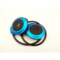 bluetooth over head earphone sports