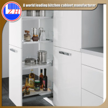 White Cheap China Refrigerator Kitchen Cabinets for Restaurant (glossy)