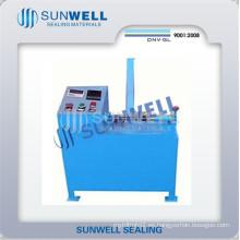 Máquinas para la estación de empaquetamiento Bobbin Winder Sunwell E400am-Bw
