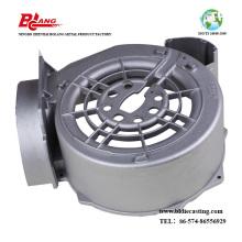 La pièce en aluminium de moulage mécanique sous pression de l'échangeur de chaleur