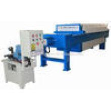 Prensa de filtro de cámara de tierra de diatomeas Serie 800