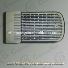 aluminum alloy die casting road lamp led shell investment casting