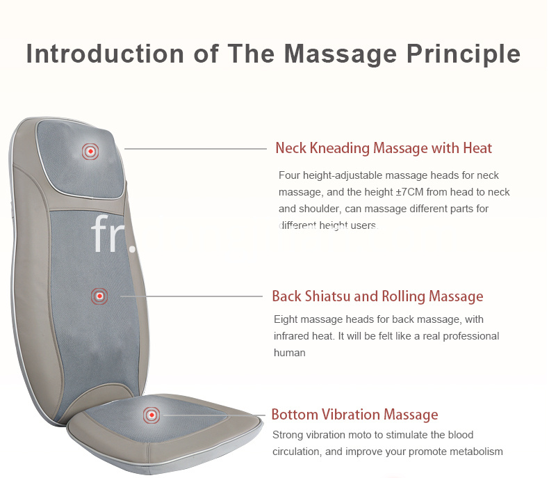 Massage Cushion For Car