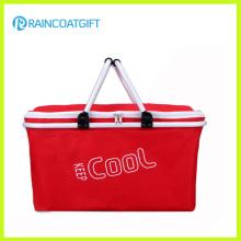 Rbc-097 ODM & OEM Polyester Folding Picnic Cooler Basket